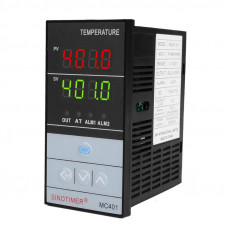 PID Temperature Controller Thermostat Relay SSR Output, MC401, All Temperature Ranges