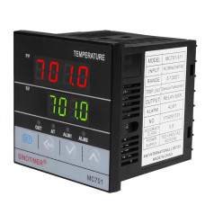 PID Temperature Controller Thermostat SSR Relay Output, MC701, All Temperature Ranges