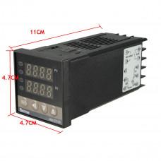 PID Temperature Controller Model REX-C100, Digital 220V AC, 0℃  - 1300℃