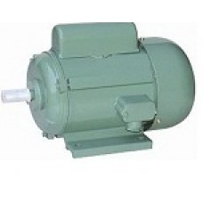 Electric Motor Single Phase 220V, AC, 1/4 HP, Pure Copper Winding