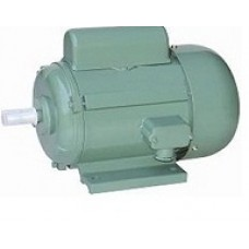 Electric Motor Single Phase 220V, AC, 1/2 HP, Pure Copper Winding