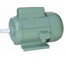 Electric Motor Single Phase 220V, AC, 1 HP, Pure Copper Winding