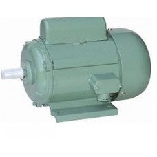 Electric Motor Single Phase 220V, AC, 2 HP, Pure Copper Winding