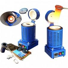 Gold Melting Furnace, Capacity 1 KG, 2 KG, 3 KG, 4 KG