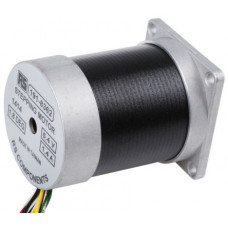 Stepper Motor Hybrid RS PRO, Step Size 1.8°, Holding Torque 0.88Nm, Voltage Rating 5.4 V dc, Current 1.4 A, 8 Wires, RS England