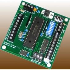 Stepper Motor Controller for 2 Stepper Motors, BRD023, PC Control England