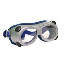 Silicon Radiation Goggle RG-55, Country of Origin USA